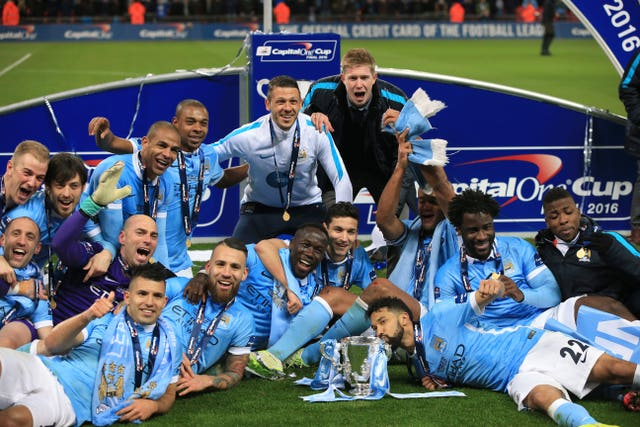 Liverpool v Manchester City – Capital One Cup – Final – Wembley Stadium
