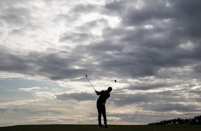 Golf might be one of the first sports to return