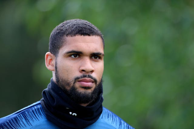 Ruben Loftus-Cheek has vowed to come back stronger after injury