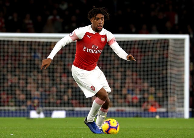 Arsenal v Huddersfield Town – Premier League – Emirates Stadium