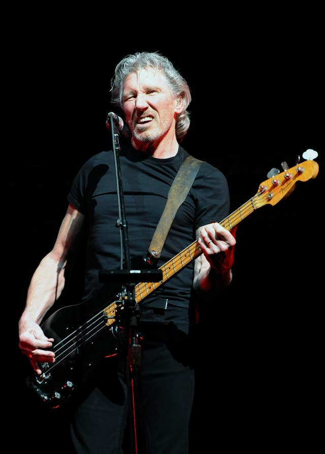 Roger Waters live at the O2 Arena