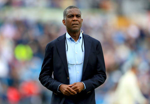 Michael Holding has been a prominent proponent of Black Lives Matter.