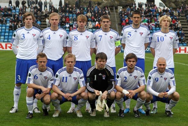 Soccer – UEFA Euro 2012 – Qualifying – Group C – Faroe Islands v Northern Ireland – Svangaskard