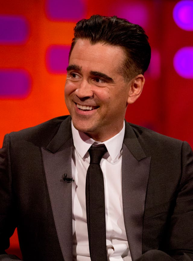 Colin Farrell joins The North Water