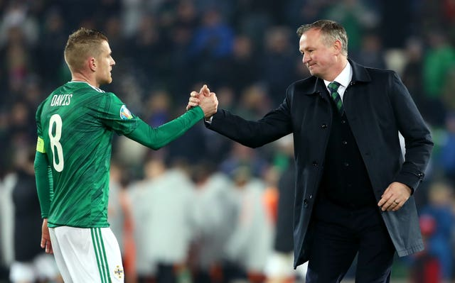 Steven Davis' missed penalty proved costly