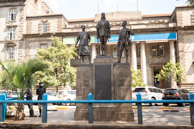 The Nairobi African Memorial