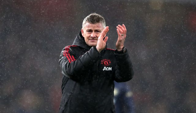 Solskjaer insists his players are full of confidence