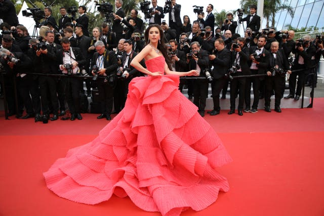 France Cannes 2019 Les Miserables Red Carpet