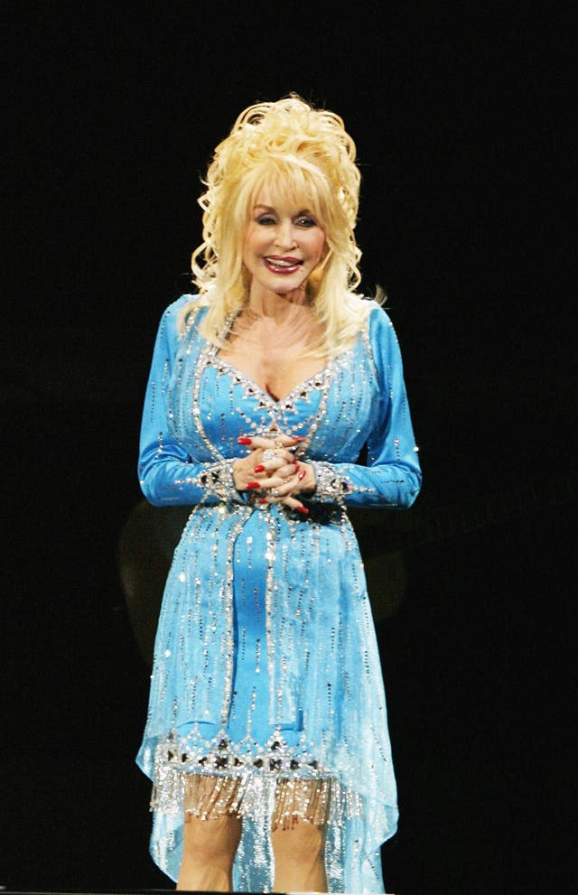Dolly Parton concert – London