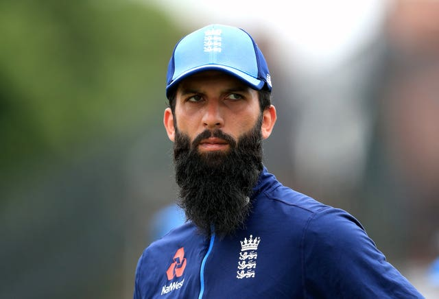 Moeen Ali is in favour of stump microphones being used during matches