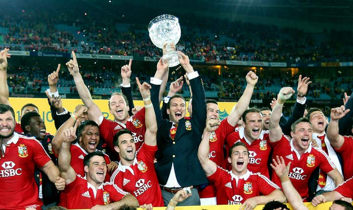 Rugby Union – 2013 British and Irish Lions Tour – Third Test – Australia v British and Irish Lions – ANZ Stadium