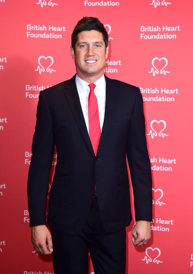 British Heart Foundations Heart Hero Awards 2019 - London
