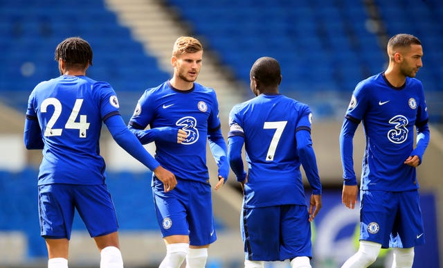 Timo Werner and Hakim Ziyech are among the exciting new faces at Chelsea