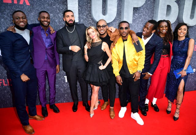 Top Boy UK Premiere – London