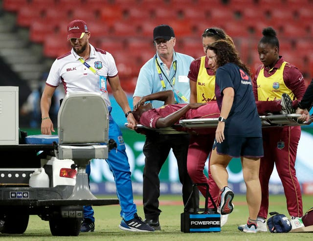 The loss of Stafanie Taylor to injury was a big blow for West Indies