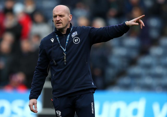 Gregor Townsend named Tagive in his Scotland squad for the Six Nations