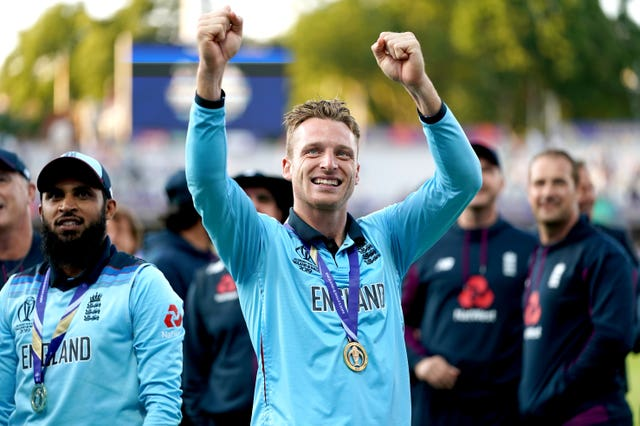 Buttler says winning the World Cup has not altered his mindset