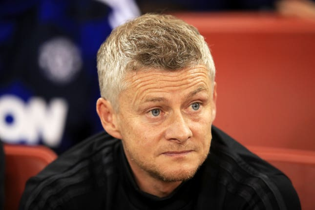 Ole Gunnar Solskjaer saw his side win on penalties in Cardiff