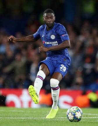 Fikayo Tomori is undertaking a business management degree at the Open University