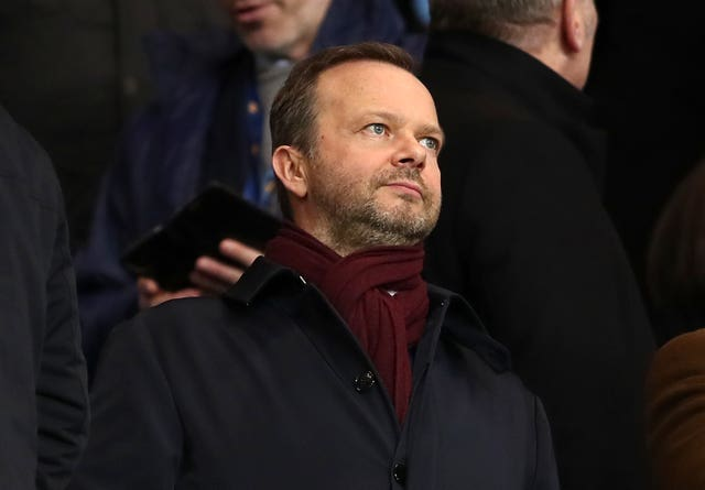 Ed Woodward talked up the academy in a call to investors