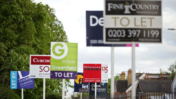 More than one in 10 private rental homes 'now owned by company landlords'