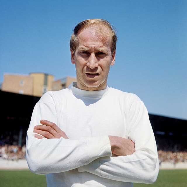 Sir Bobby Charlton File Photos