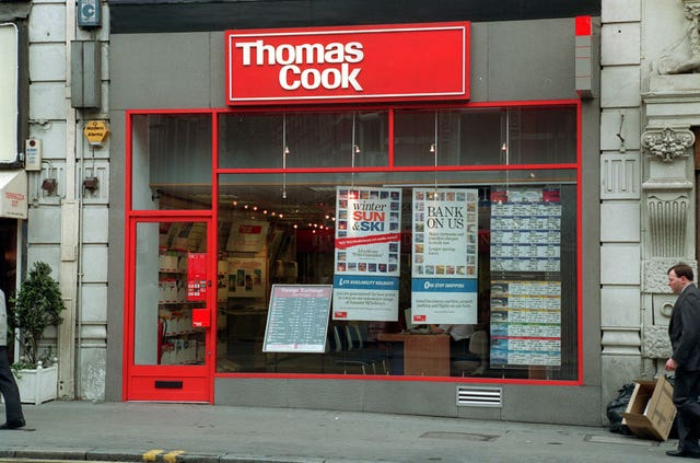 Thomas Cook seeks finance