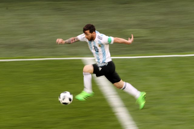 Lionel Messi is Argentina's second great superstar after Diego Maradona