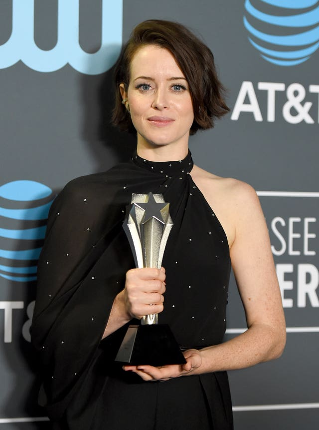 24th Annual Critics' Choice Awards – Press Room