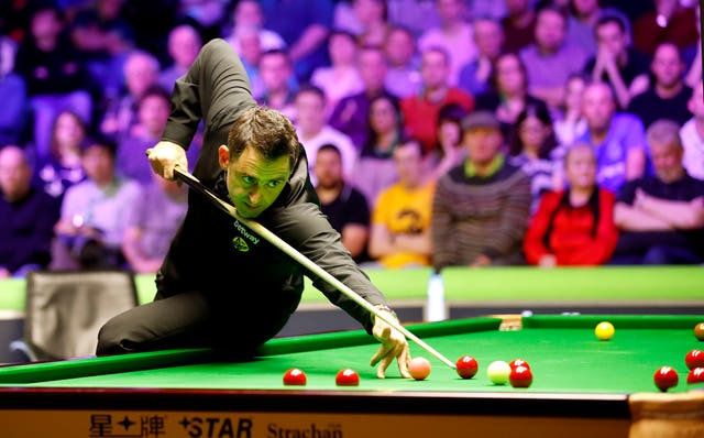 O'Sullivan is willing to wait