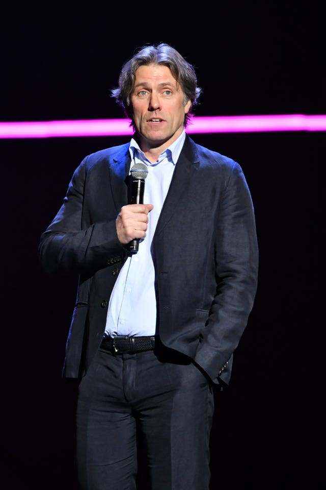 John Bishop performs at the Royal Albert Hall