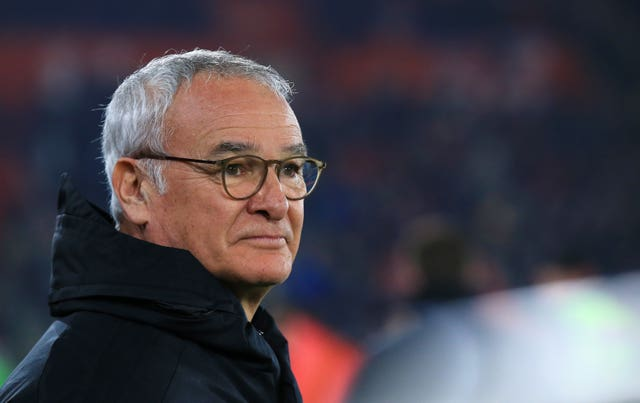 Claudio Ranieri was the second manager sacked by Fulham this season