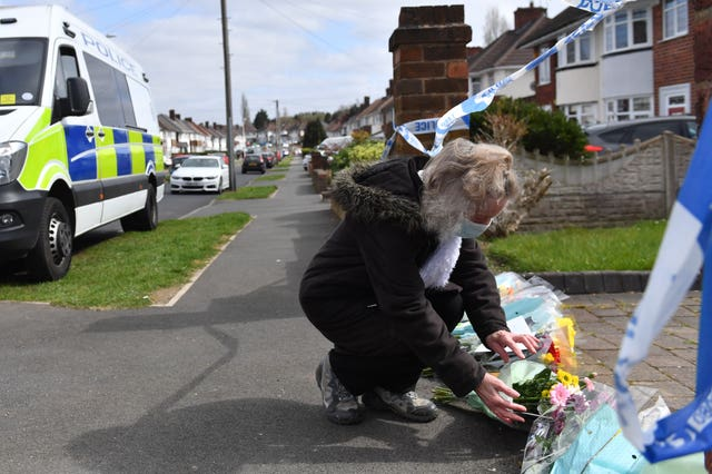 Fatal dog attack in Rowley Regis