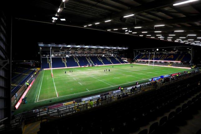 Leeds Rhinos v Warrington Wolves – Betfred Super League – Emerald Headingley Stadium