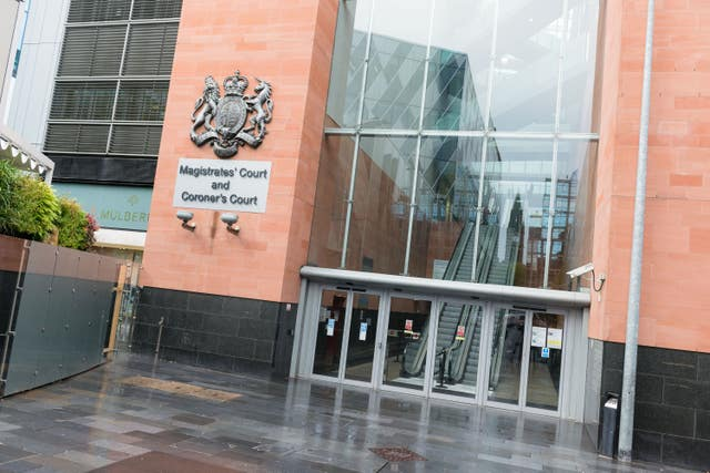 Manchester Magistrates' Court