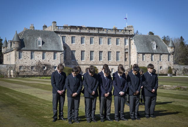 Gordonstoun tribute