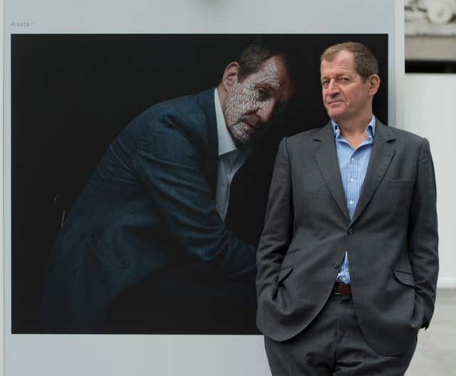 Alastair Campbell (David Mirzoeff/PA)