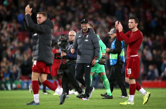 Liverpool survived a scare