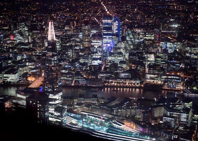 Aerial City Views – London