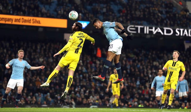 Gabriel Jesus adds another