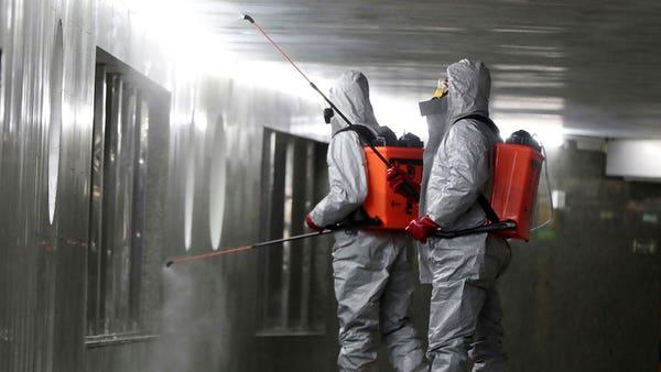 China records no new deaths from coronavirus