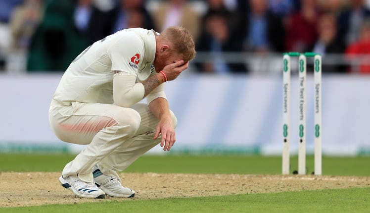 Ben Stokes (pictured) and Chris Woakes were expensive