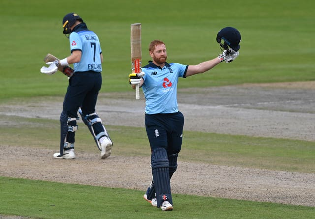 Bairstow made a brilliant century