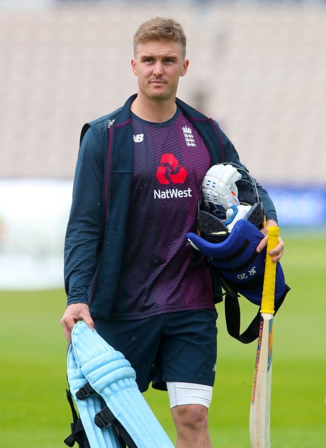 Jason Roy faces an uncertain future in the World Cup.