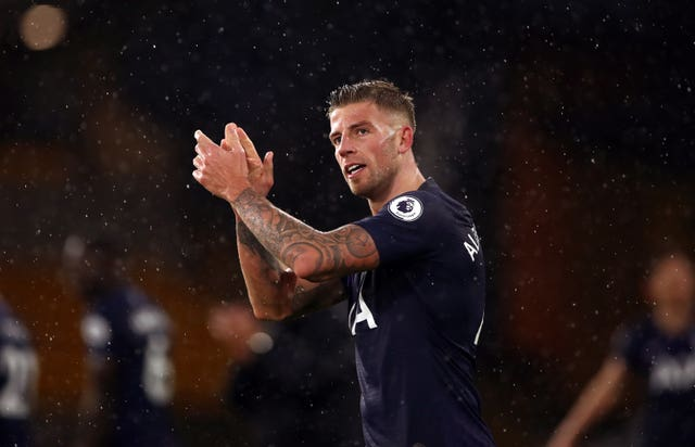 Toby Alderweireld has ended speculation about his future by signing a new deal