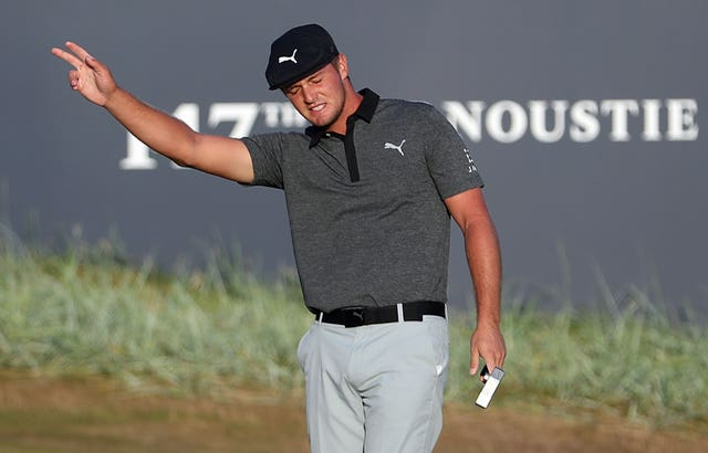 Bryson DeChambeau has won two of his last three events