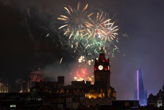 New Year 2020 celebrations