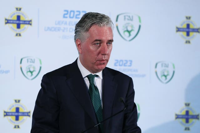 John Delaney is leaving his post