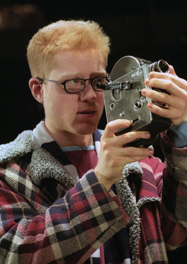 Rent – Anthony Rapp – Shaftesbury Theatre, London