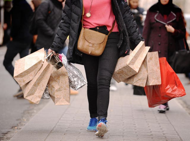 Early Christmas shopping has helped the high street to its best September in five years.